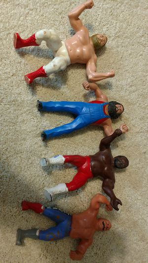 1984 series 1 wrestling figures for Sale in Appomattox, VA