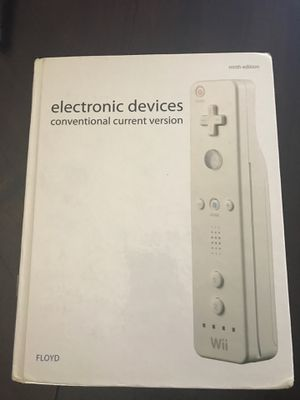 Electronic Devices conventional current version Ninth Edition for Sale in Davenport, FL