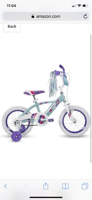 """Huffily glimmer bike """"14 for Sale in West Valley City, UT"""