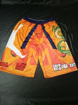 "ABA ""DBZ"" Basketball AZ shorts for Sale for sale  Phoenix, AZ"