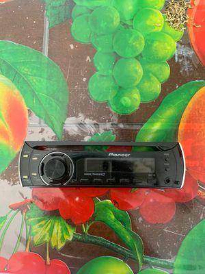 Pioneer radio faceplate DEH-11E for Sale in Ontario, CA
