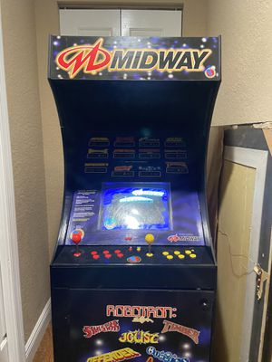 Midway Arcade Game 👾 !' Hours of fun for Sale in Hudson, FL
