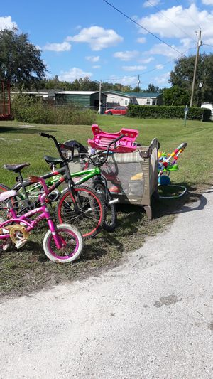 Free bikes are gone for Sale in Polk City, FL