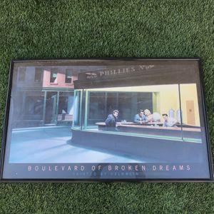 Boulevard Of Broken Dreams Print - Gottfried Helnwein for Sale in Los Angeles, CA