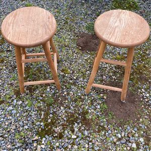 Wooden Stool for Sale in Woodinville, WA