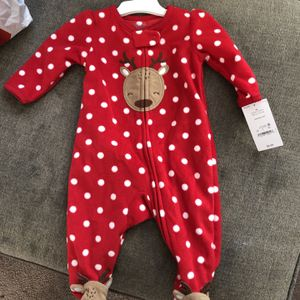 Brand New Newborn pjs $2 for Sale in Vista, CA