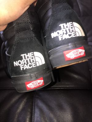 VANS X NORTHFACE for Sale in Waltham, MA