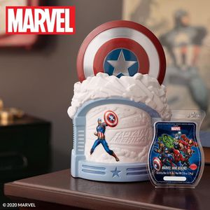 Scentsy Marvel warmers/home decor for Sale in Exeter, CA