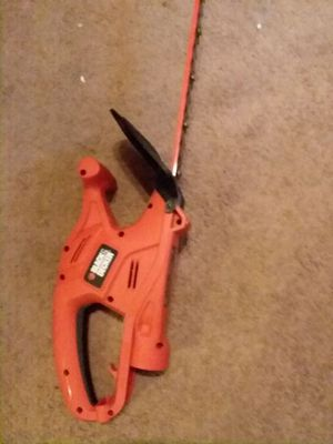 "17"" Black & Decker Trimmer for Sale in Chapel Hill, NC"