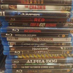 DVD's And Blue Ray for Sale in North Plains, OR