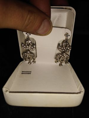 Diamond earrings for Sale in Salt Lake City, UT