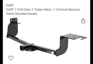 Curt winch for Hyundai Sonata for Sale in Las Vegas, NV