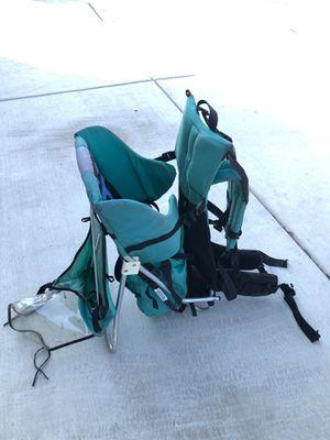 Child hiking backpack for Sale in La Verne, CA