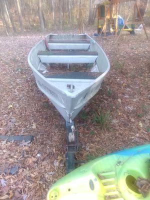 Aluminum v-hull boat for Sale in Covington, GA