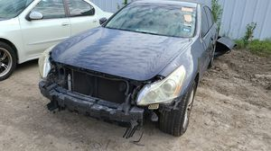 2010 Infiniti G37 For Parts for Sale in Grand Prairie, TX