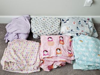 Twin Size Bed Sheets-6 Sets for Sale in Sumner,  WA
