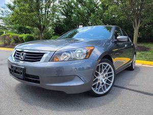 2008 Honda Accord Sdn for Sale in Sterling, VA