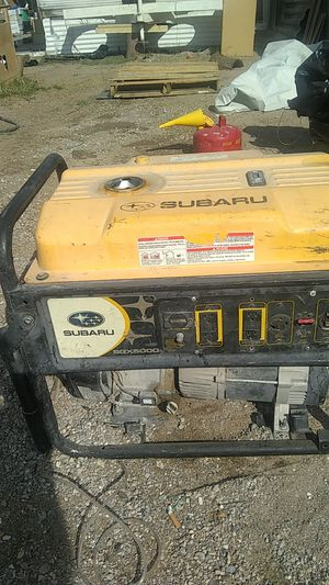 Subaru generator for Sale in Las Vegas, NV