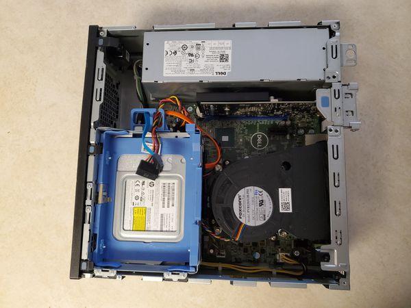 Dell Optiplex (i3-9100f, gt 1030)