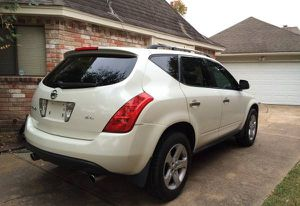 Perfect 2003 Nissan Murano 4WDWheels for Sale in Norwalk, CA