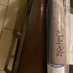 Walker Buheler Signed Baseball Bat. for Sale in Pico Rivera, CA