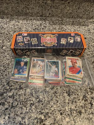 1980s-1990s baseball card lot for Sale in Spring, TX
