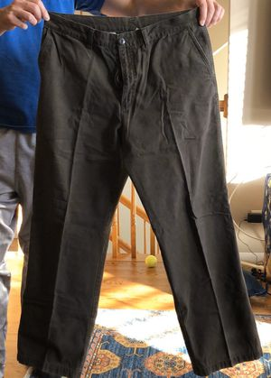 Patagonia men duck pants for Sale in Wheaton, IL