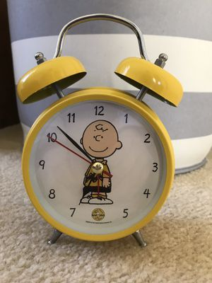 Working Peanuts Alarm Clock for Sale in Crownsville, MD