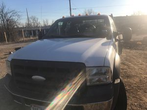 2005 Ford F450 SuperCab power stroke 6.0L for Sale in Denton, TX