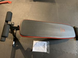 Decline Abs Crunch Sit Ups Weight Bench with Head Rest for Sale in Columbus, OH