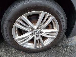 Infiniti G37X rims and tires for Sale in The Bronx, NY