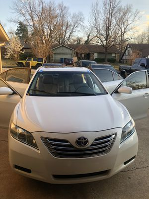 2007 toyotar camry hybirth for Sale in Tulsa, OK