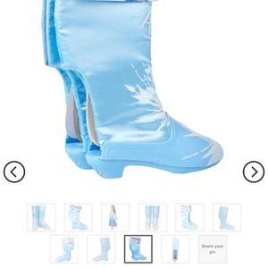 Frozen 2 Elsa Boots for Sale in Phoenix, AZ