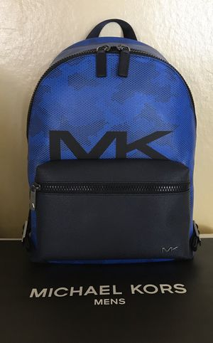 NEW Authentic Men's Michael Kors Cooper Backpack for Sale in Upland, CA