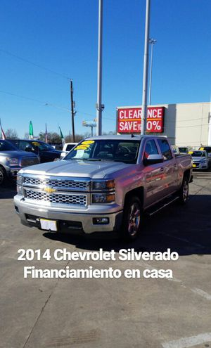 2014 Chevy Silverado for Sale in Houston, TX