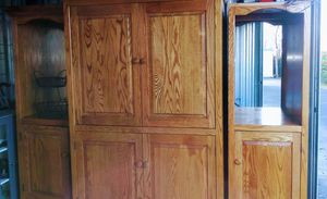Entertainment Center for Sale in Visalia, CA