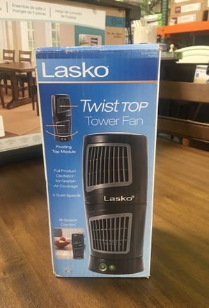 TWIST TOP TOWER FAN for Sale in Phoenix, AZ