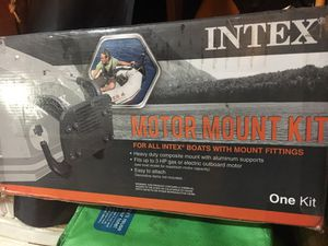 Trolling motor bracket for inflatable boat for Sale in Peabody, MA