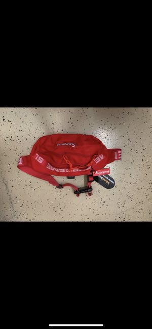 Supreme Fanny pack/waist bag for Sale in San Diego, CA