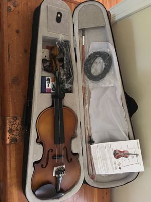 Violin 4/4 new for Sale in Simsbury, CT