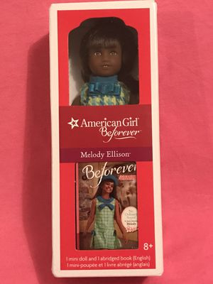 """New! American Girl Mini Doll """"Melody"""" for Sale in West Chicago, IL"""