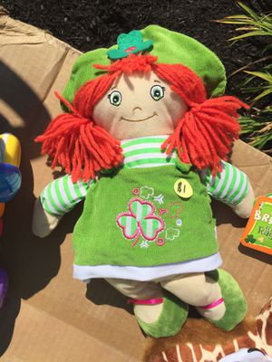 Dolls, stuffed animals, and kids toys for Sale in Strongsville, OH