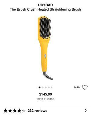 Drybar brushcrush - hair straightener for Sale in Pompano Beach, FL