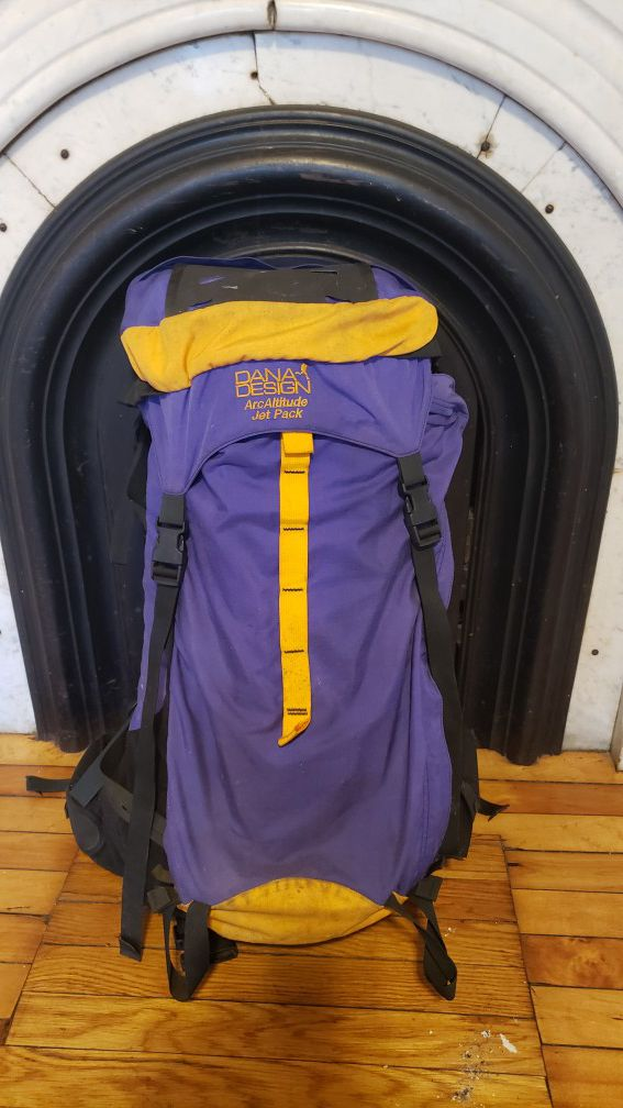 Dana Designs Arc Altitude pack