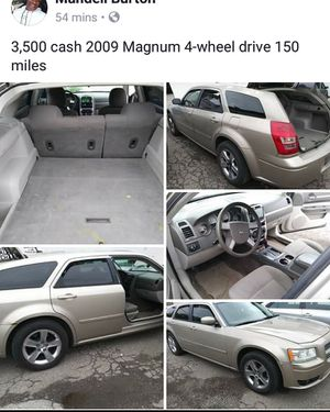 2008 Dodge Magnum 4 wheel drive for Sale in Cleveland, OH