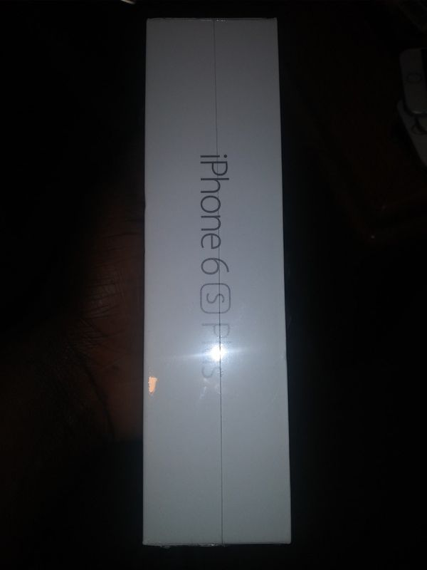 Iphone 6s Plus (Brand New)