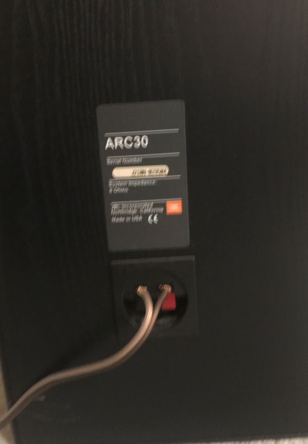 JBL ARC30 - Set of 5 Speakers