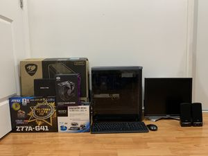 I7 gaming PC - Complete Set for Sale in Stanton, CA