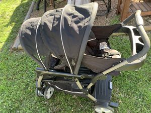 Graco double stroller for Sale in San Antonio, TX