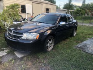 Dodge Avenger 2008 for Sale in Hollywood, FL